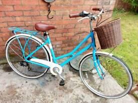 Pendelton hybrid ladies bike
