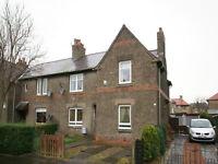 Well presented 2 bedroom upper flat with garden & driveway in residential area of Buckhaven, Leven.