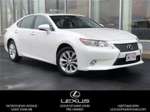2015 Lexus ES 350 w/ NAVI, Heated Steering Wheel