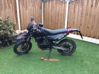 Motorbike Apache 125cc great condition