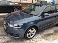 Selling Audi A1 1.0 TFSI Sport S Tronic That comes Sat Nav, Parking Aid, 2 Keys