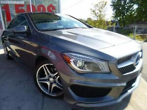 2014 Mercedes-Benz CLA-Class CLA250 4MATIC AMG PACKAGE TOIT PANO