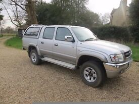 Toyota Hilux D4-D for Sale