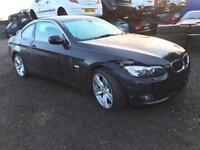 2009 BMW 325D HIGHLINE DAMAGED SALVAGE DRIVEAWAY EASILY REPAIRABLE C