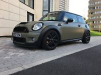 2007│MINI Hatch 1.6 Cooper S 3dr│FULL SERVICE HISTORY│HPI CLEAR│MOT TILL FEBRUARY 2018│NO SIMILAR !
