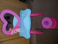 My Little Pony Dressing Table & Stool