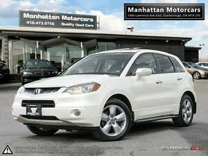 2008 ACURA RDX AWD TECH PKG |NAV|CAMERA|BLUETOOTH|RUNNING BOARDS