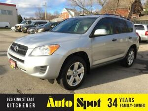2012 Toyota RAV4 ALLOYS/AWD/PRICED FOR A QUICK SALE!