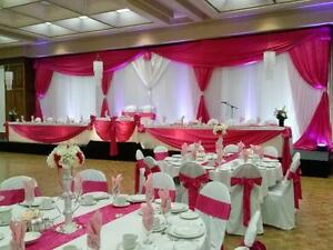 Wedding Decor, Chair Covers ,Sashes,Tablecloths,Table Runners Windsor Region Ontario image 7