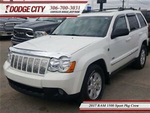 2008 Jeep Grand Cherokee Laredo   4x4   PST Paid - Cruise Cntrl,