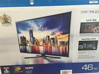 Samsung UE46F6100AK 46 Inch 3D LED TV NEW IN BOX