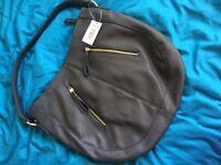 Black handbag, new with tags.