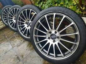 "19"" Mercedes csl style alloys ((reps)),audi Mercedes vw ....."