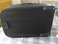 Ex Large Trolley Suitcase, Flight Bag and Travel toilet bag