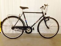 Mistral City Bike three speed hub gears Excellent used Condition