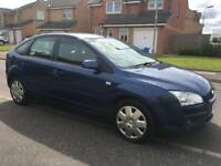 Ford Focus Style 1.8 TDCI 2007 FULL YEAR MOT & Service History as Astra Mondeo Vectra Golf 308 318