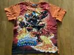 Tshirt 128/134 de Skylanders ,couleur orange
