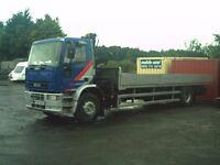 hiab lorry