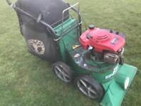 Billy goat Honda Petrol vacuum
