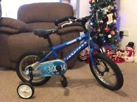 Ridgeback Bike 14 inches