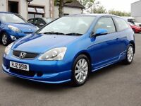 2004 Honda civic 1.6 sport only 61000 miles, motd oct 2017 all cards welcome