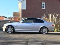 BMW 330ci m sport manual petrol silver 3L 230bhp