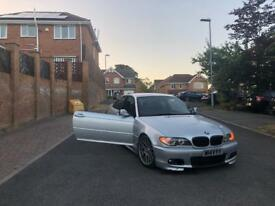 BMW 318Ci M Sport Coupe E46 2004 / Swap