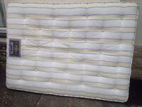 Double mattress 4'6 ,