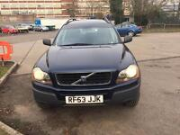 VOLVO XC90 2.4 D5 SE 5DR GTRONIC SEMI - AUTOMATIC - DIESEL - 2.4L - ESTATE