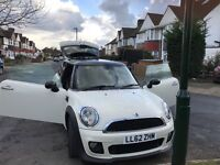 Mini Cooper 1.6 - In excellent condition. Chili and sports pack