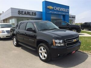 2013 Chevrolet Avalanche Black Diamond Edition