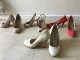 Size 3 Ladies Shoes