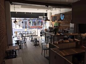 Creative Chef required for trendy fresh food cafe with all day brunch menu - immediate start!
