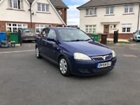 Vauxhall Corsa 1.2 SXI, cheap to run and insure, great family car