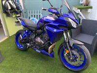 Yamaha, TRACER, 2018, 689 (cc)