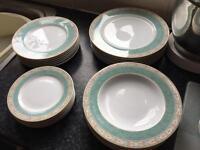 Wedgewood Aztec dinnerware