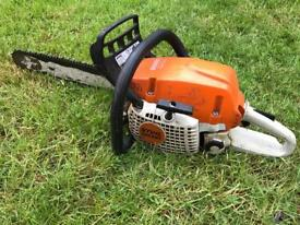 Stihl ms291 Chainsaw pro saw
