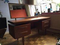GPlan Vintage 60s Teak Dressing Table