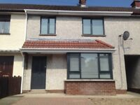 3 bedroom house to let in greenisland. Finished to a very high spec . Early viewing necessary