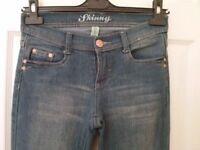 Ladies' jeans - size 8