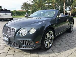 2016 Bentley Continental GT Mulliner Driving Spec