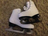 Girls Figure Ice Skates size 13