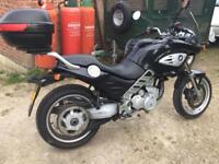 BMW f650CS lovely Low mileage example