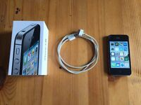 iPhone 4s, 64gb, Black, Unlocked