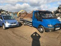 Scrap cars wanted 07794523511 top price