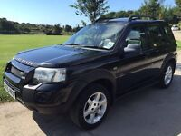 Land Rover Freelander 1.8 HSE 5dr with full service history