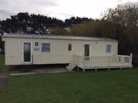 Cheap static caravan for sale in Newquay Cornwall close to beaches. Family and dog friendly park.