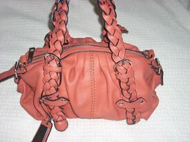 Rust Coloured Handbag