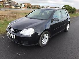 VW Golf 1.9 TDI Bluemotion final edition