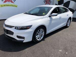 2016 Chevrolet Malibu GAS/Hybrid, Automatic, Steering Wheel Cont
